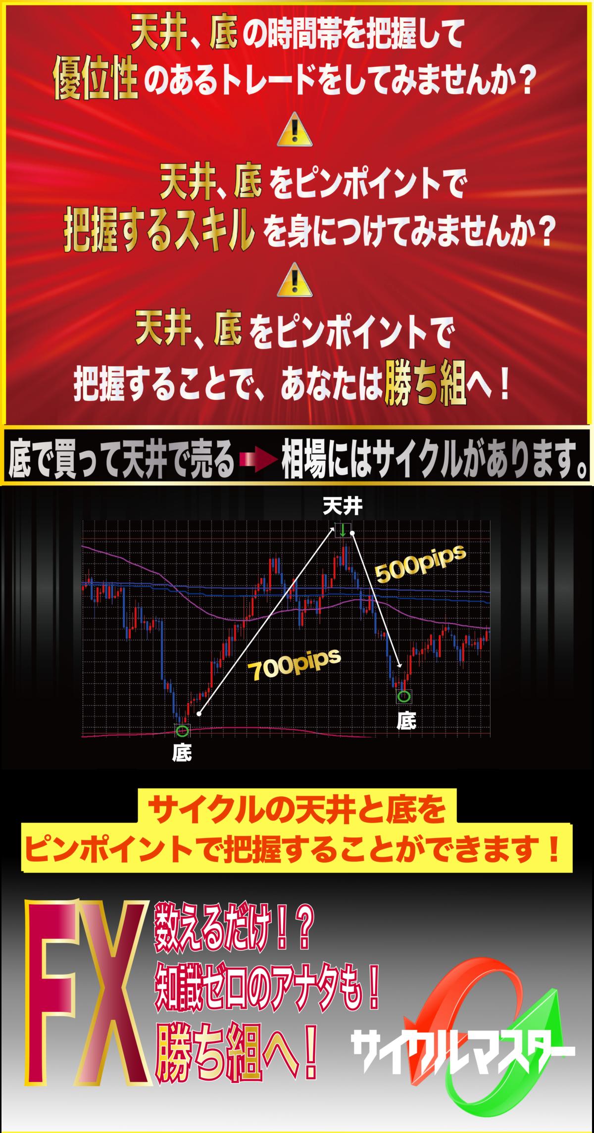 FX サイクル理論